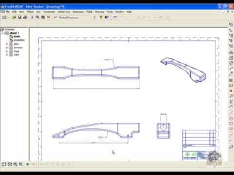 CO2 Car Design 7: Engineering Drawings - YouTube