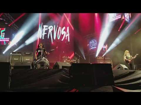 Nervosa - Failed System (Festival Altavoz 2017)