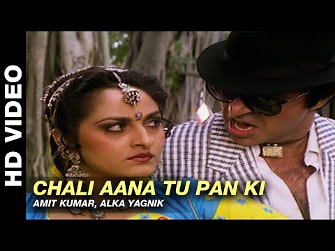 Chali Aana Tu Pan Ki Song Lyrics