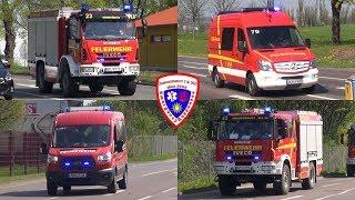 🚨 TLF 3000 + HLF 10 Feuerwehr Großstöbnitz + GW-Haus Feuerwehr Schmölln + MTW Feuerwehr Altenburg