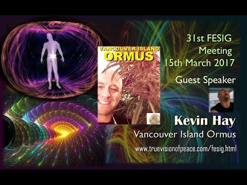 FESIG 31st Meeting with Kevin Hay