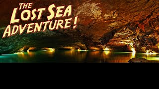 The Lost Sea America's Largest Underground Lake & Electric Boat Tour