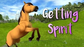 Getting Spirit In Star Stable