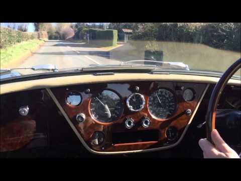 Alvis TE21 test drive