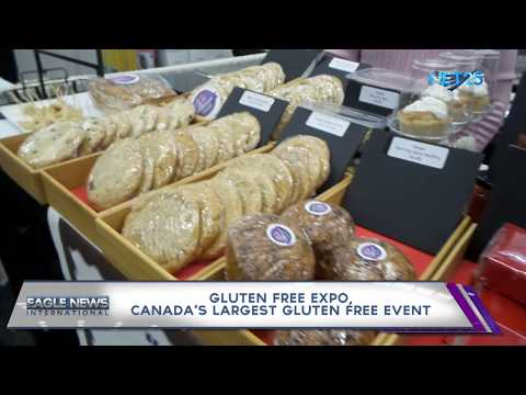 Entertainment News and Canada's Gluten Free Expo