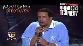 P Diddy Bad Boys of Comedy - T Rexx