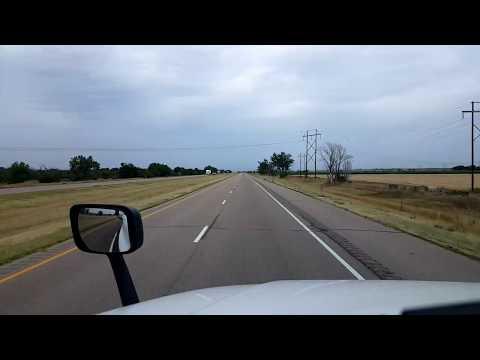 BigRigTravels LIVE! - Big Springs to Darr, Nebraska- Interstate 80 East - July 22, 2017