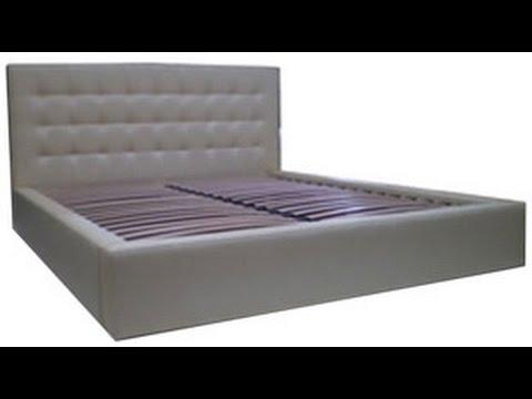 Кровать с подъемным механизмом Стелла