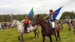 12 Всероссийская выставка охотничьих собак . г.Тула 2017г.  ...