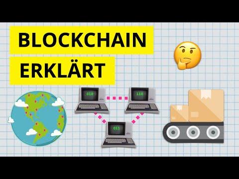Blockchain soll die Welt verändern?! Was ist Blockchain überhaupt? Einfach erklärt deutsch 🤔