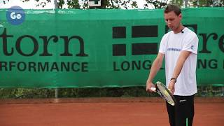 Подача и секреты приема в теннисе. Часть 3: Техника подачи