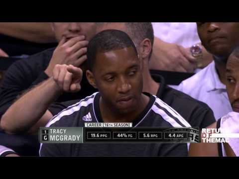 "Jeff Van Gundy on T-Mac: ""That's a Hall of Fame player."" (WCF/G2/05.21.2013)"