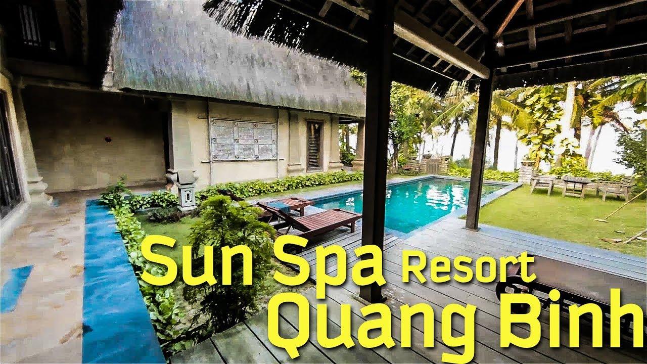 Sun Spa Resort Quảng Bình | Half Life experiences