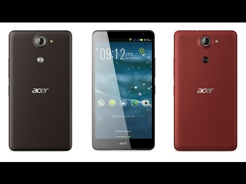 Acer Liquid X1 Specifications