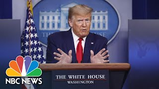 Fact Checking Trump's Claim The U.S. Has Among Lowest Coronavirus Death Rates | NBC News NOW
