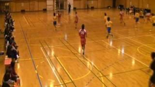2009年12月6日(日)福岡県学生ハンドボール選手権大会・男子