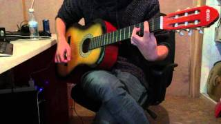 megan davies - summertime sadness  acoustic cover guitar chords beginners lesson