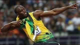 保特Usain Bolt 200米200M 世界紀錄 World Record 19.19 秒