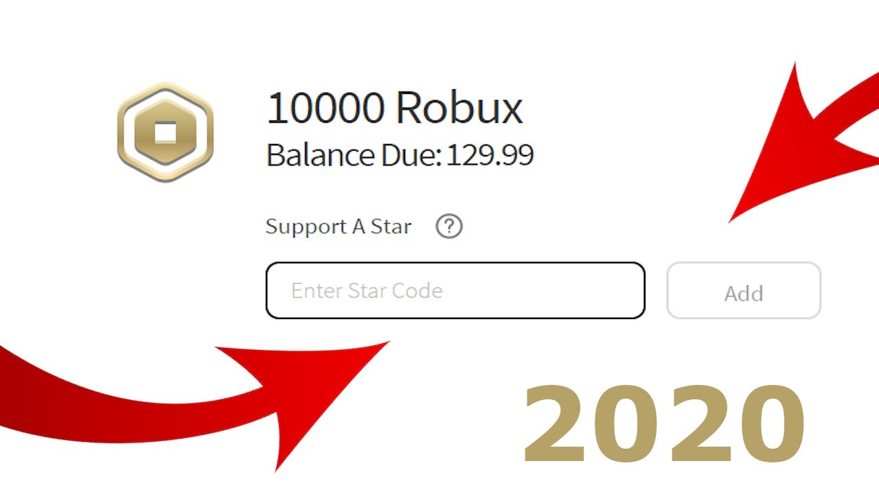 how do you use star codes in roblox