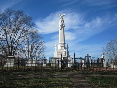 The Grave Of Andrew Johnson 17th President of the United States!