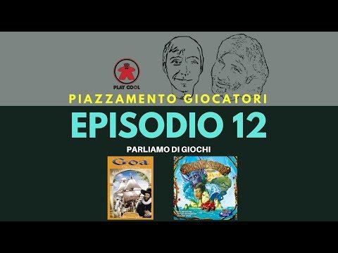 Playcool - Piazzamento Giocatori - Episodio 12