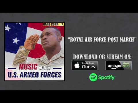 Royal Air Force Post March (Instrumental)