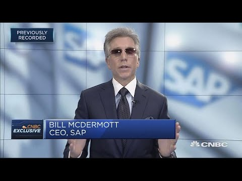Our core business is rock solid: SAP CEO | In The News