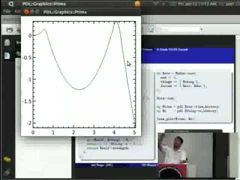 Joel Berger   Modeling Physical Systems with Modern Object Oriented Perl
