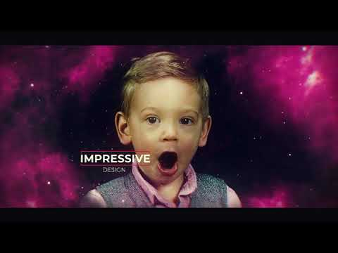 Space Slideshow  - After Effects template from Videohive