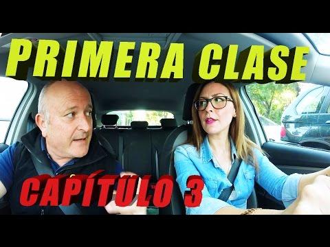 CLASE PRÁCTICA DE COCHE-CARNET DE CONDUCIR|Autoescuela Gala| CAP 3|PERMISO B