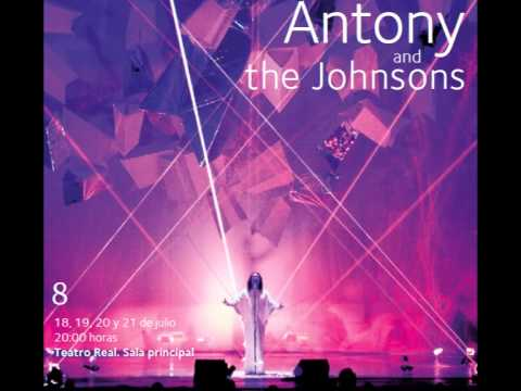 Antony and the Johnsons - Teatro Real de Madrid (19 de Julio de 2014)