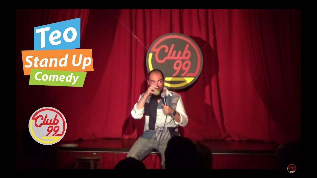 Teo - Despre bătrâni | Club 99 | Stand-up Comedy