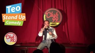 Teo - Despre batrani | Club 99 | Stand-up Comedy