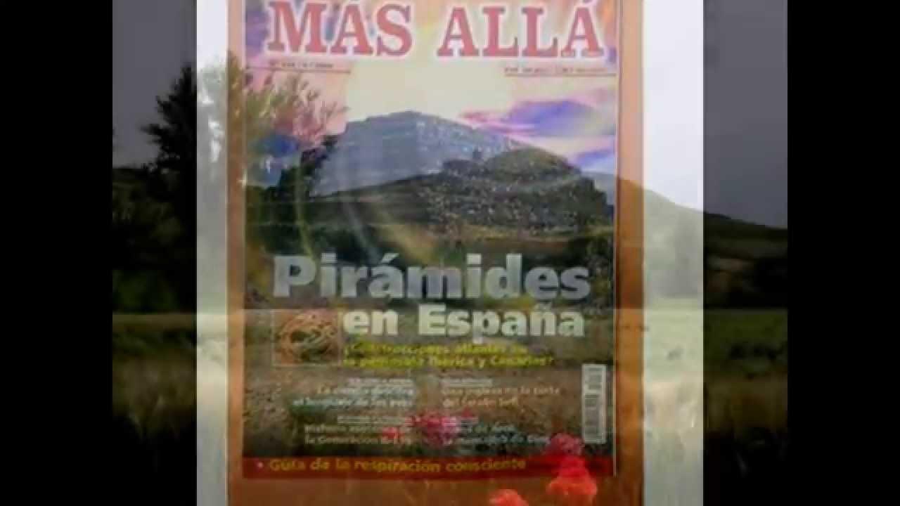 Pirámides en España? Las primeras posibles pirámides de Iberia por ...