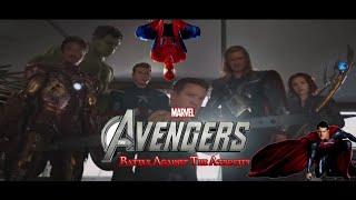 The Avengers 3- infinity war trailer