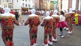 Carnaval Halle Krottenmaandag