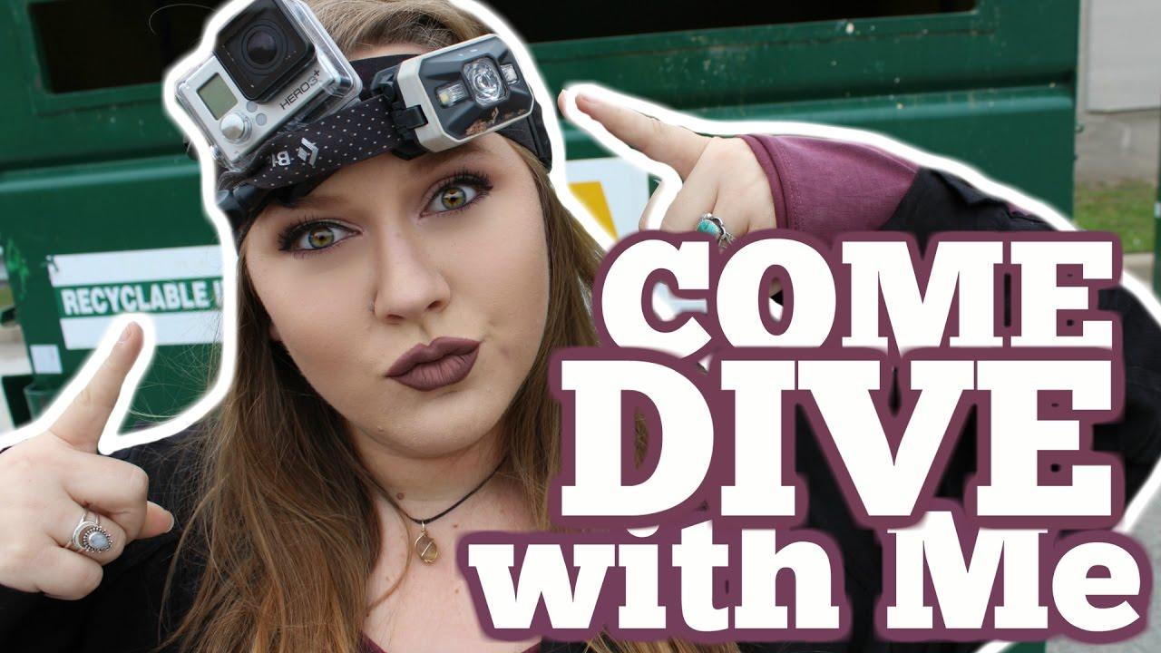 ULTA Dumpster Dive Vlog  TIPS AND TRICKS