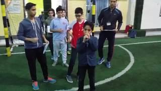 French broadcast By Mr. Abdel Menem  Al-Raed International Schools