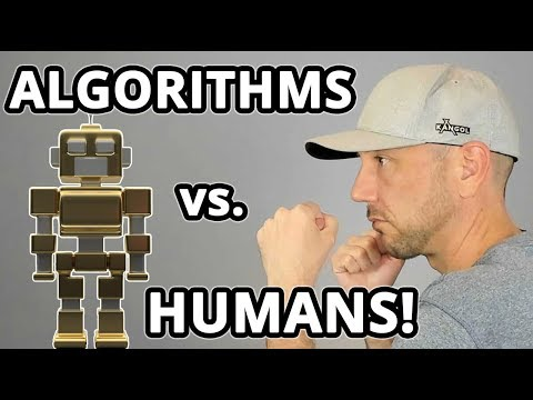 Algorithms vs. Humans - Who Is Your Content Marketing For?   Get This Wrong And You Will Fail...