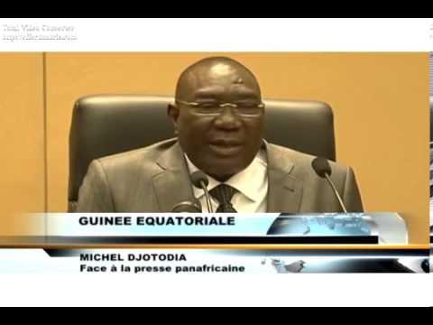 AFRIQUEMEDIA PRODUCTION ET REALISATION MICHEL DJOTODIA face à la Presse Panafricaine