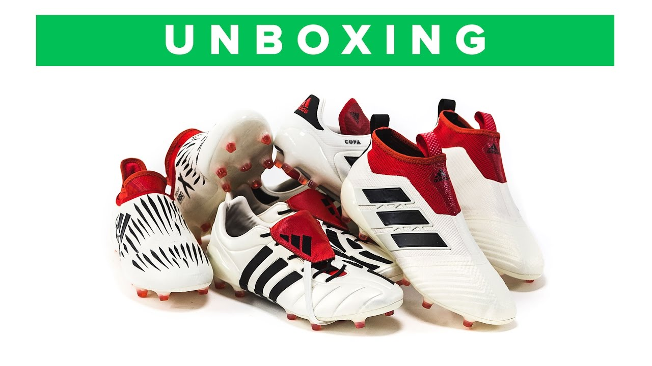 quality design 0ba8d 57527 adidas Champagne Pack - Predator Mania & ACE 17+ Purecontrol unboxing