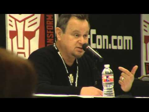 Botcon 2016: Gregg Berger - Voice Acting Panel