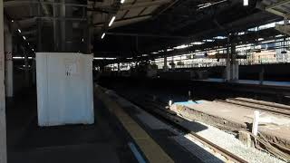 JR京浜東北線 E233系1000番台 新橋駅通過