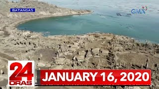 24 Oras Express: January 16, 2020 [HD]