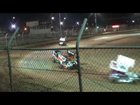 Delta Speedway  - September 3, 2017 Restrictor A main  Caeden Steele
