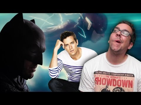 The Flash to Reset DCEU Timeline to Get Younger Batman? Collider Response...