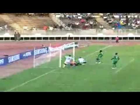 Nigeria 3 Kenya 2 World Cup Qualifier South Africa 2010 - Africannewslive.com