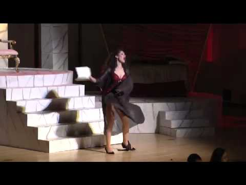 "FIU Opera Theater presents ""Agrippina"" (Part 2)"