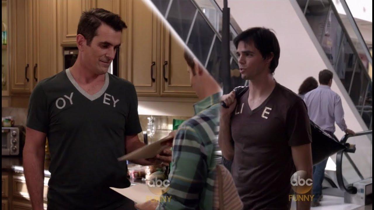 Download Modern Family V Neck T Shirts - Recap - Episode 1 S7