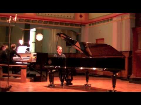 Beethoven - Piano concerto No. 2 for piano and organ